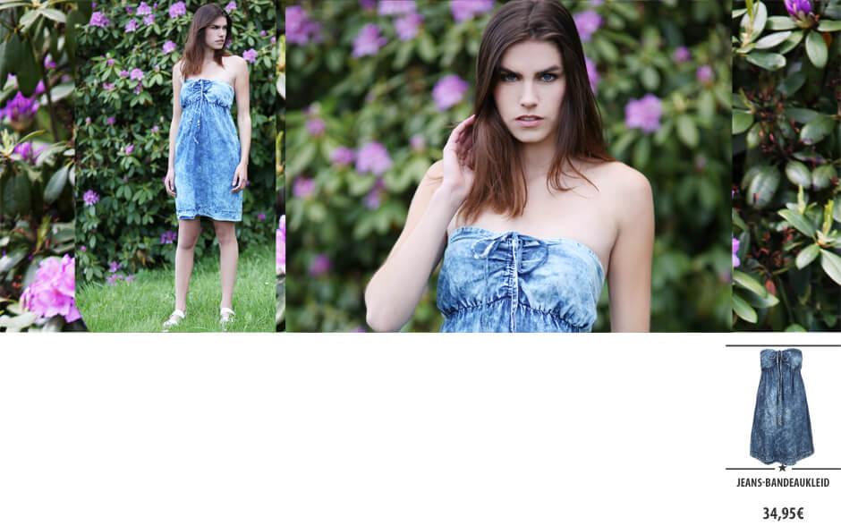Sommer Denim - Kleid