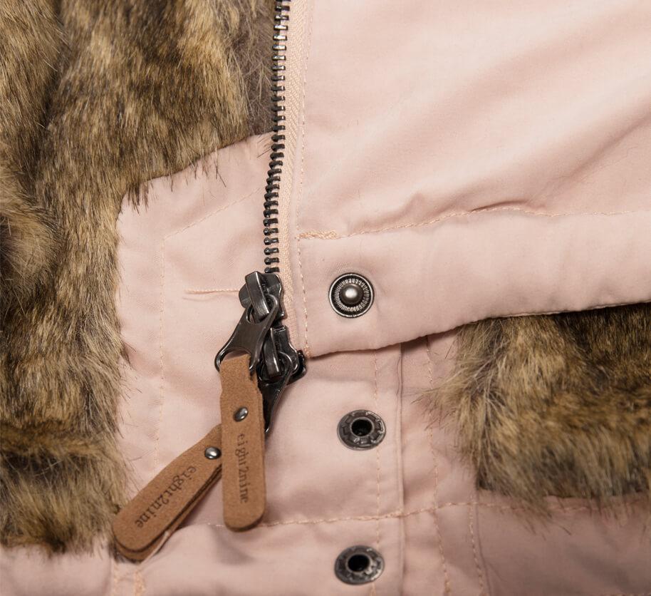 Zipper Detail