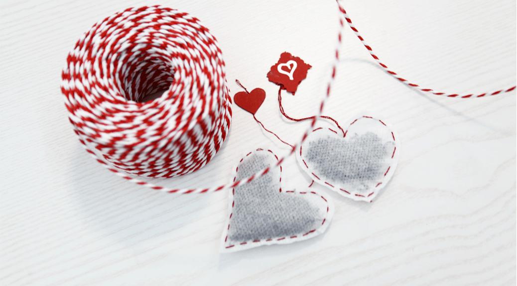 Teebeutel selber nähen - Süßes Weihnachtsgeschenk | FASHION5 Blog