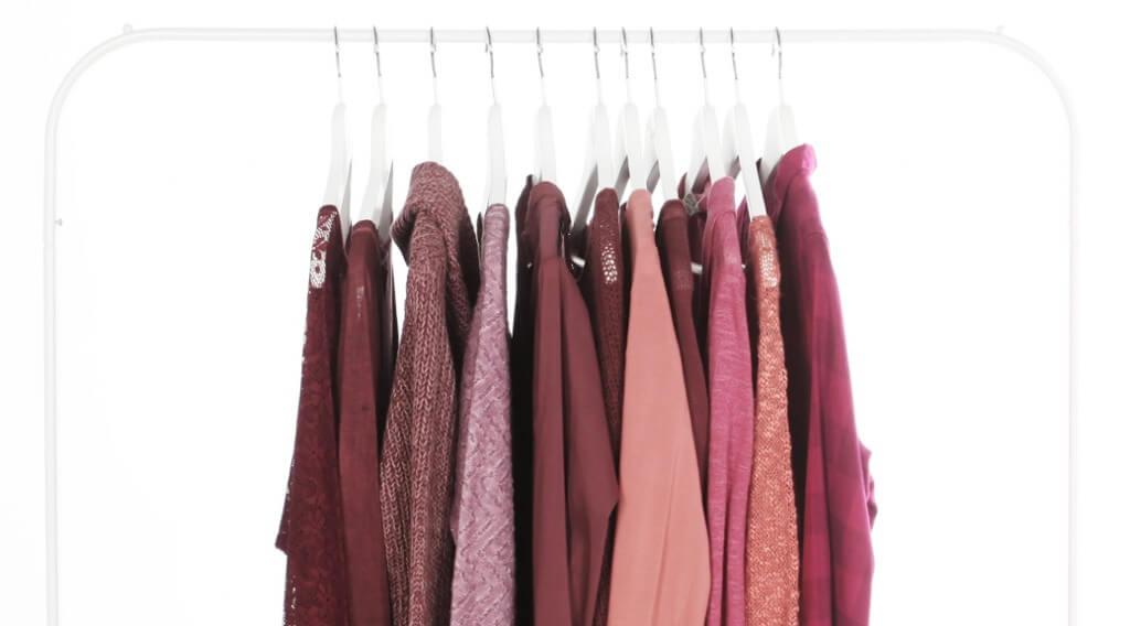 Kleiderschrank ausmisten