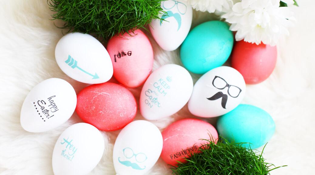 Eier bemalen