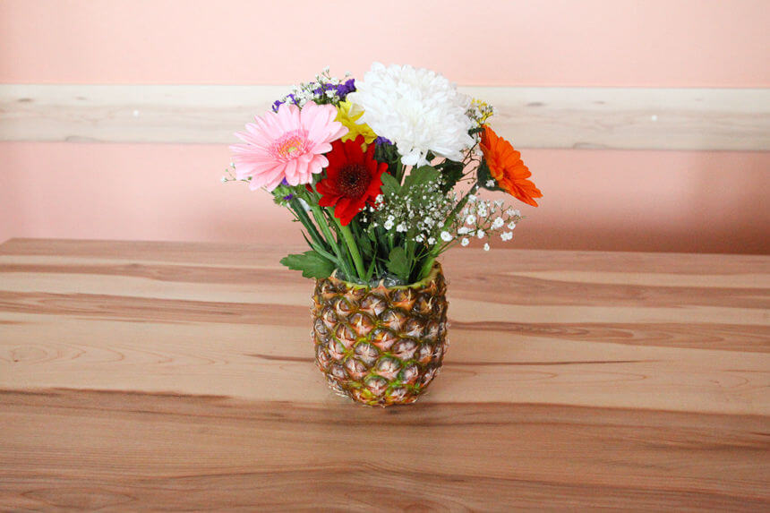 Sommerliche Vase