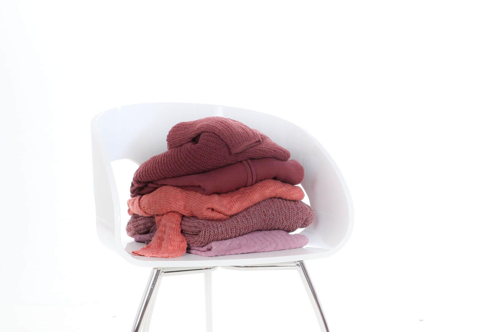 Kleiderstapel