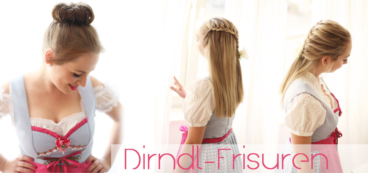 O Zopft Is Flechtfrisuren Furs Dirndl Fashion5 Blog