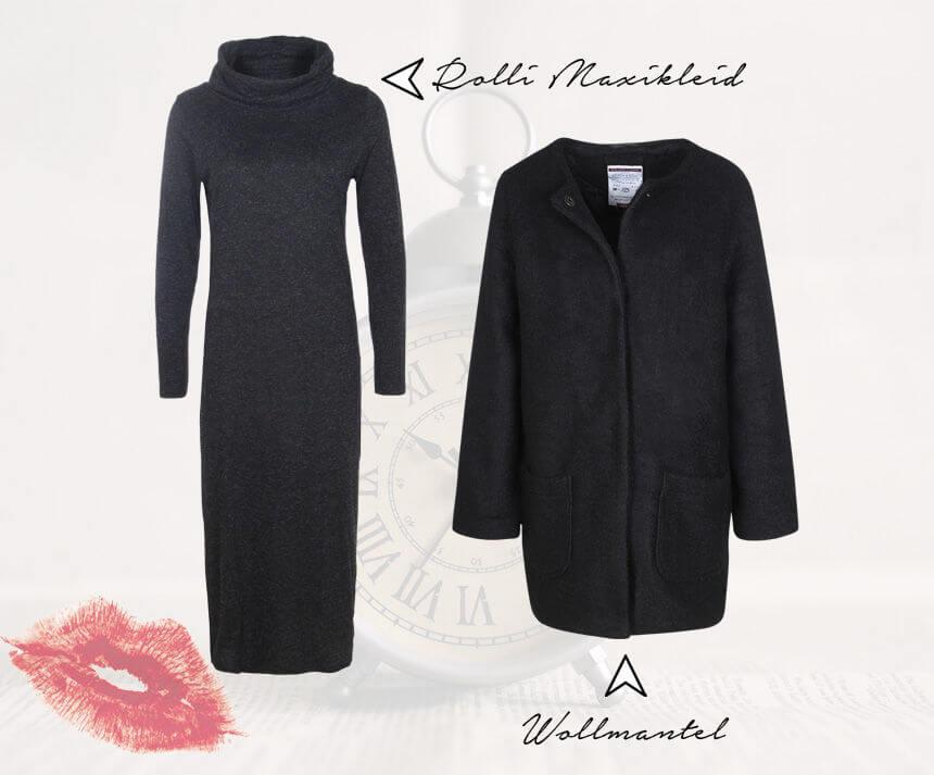 60er Jahre Style Mantel