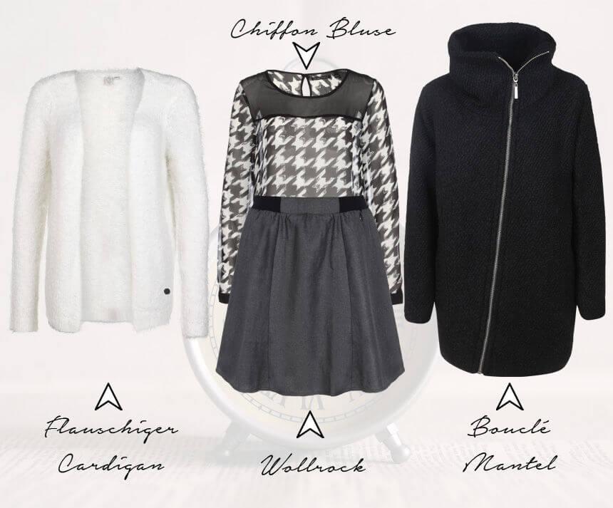 60s revival 5 outfit inspirationen zum nachmachen. Black Bedroom Furniture Sets. Home Design Ideas