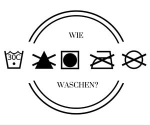 Waschanleitung