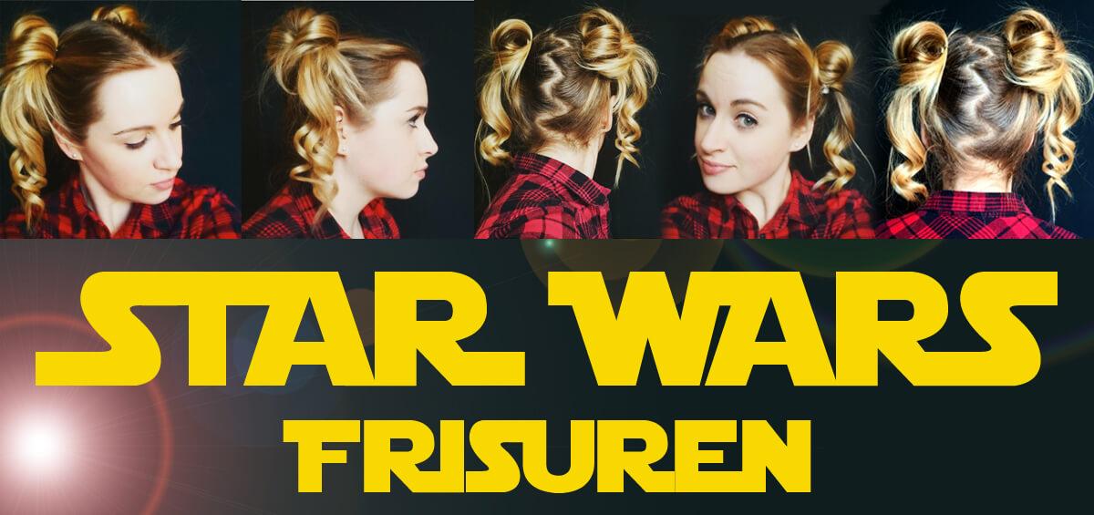 Star Wars Inspirierte Frisuren Zum Nachmachen Fashion5 Blog