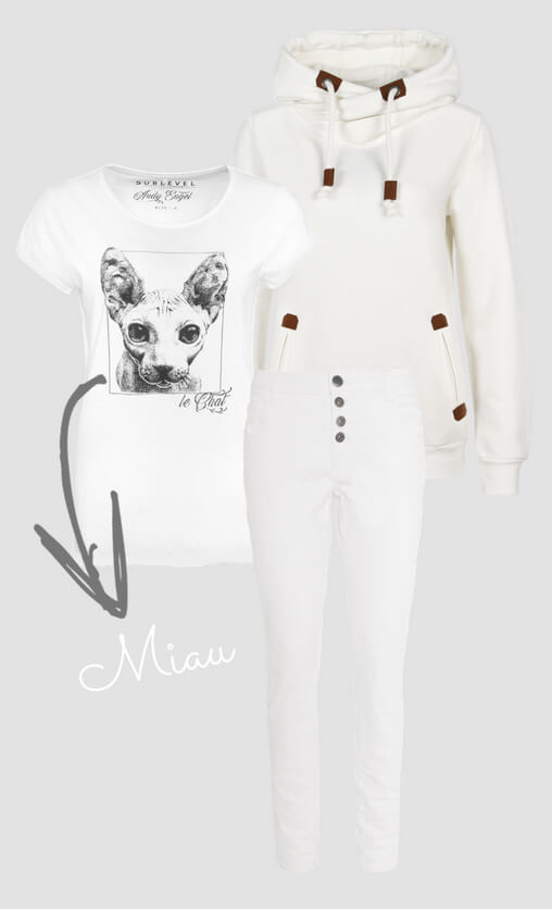 Outfit All White