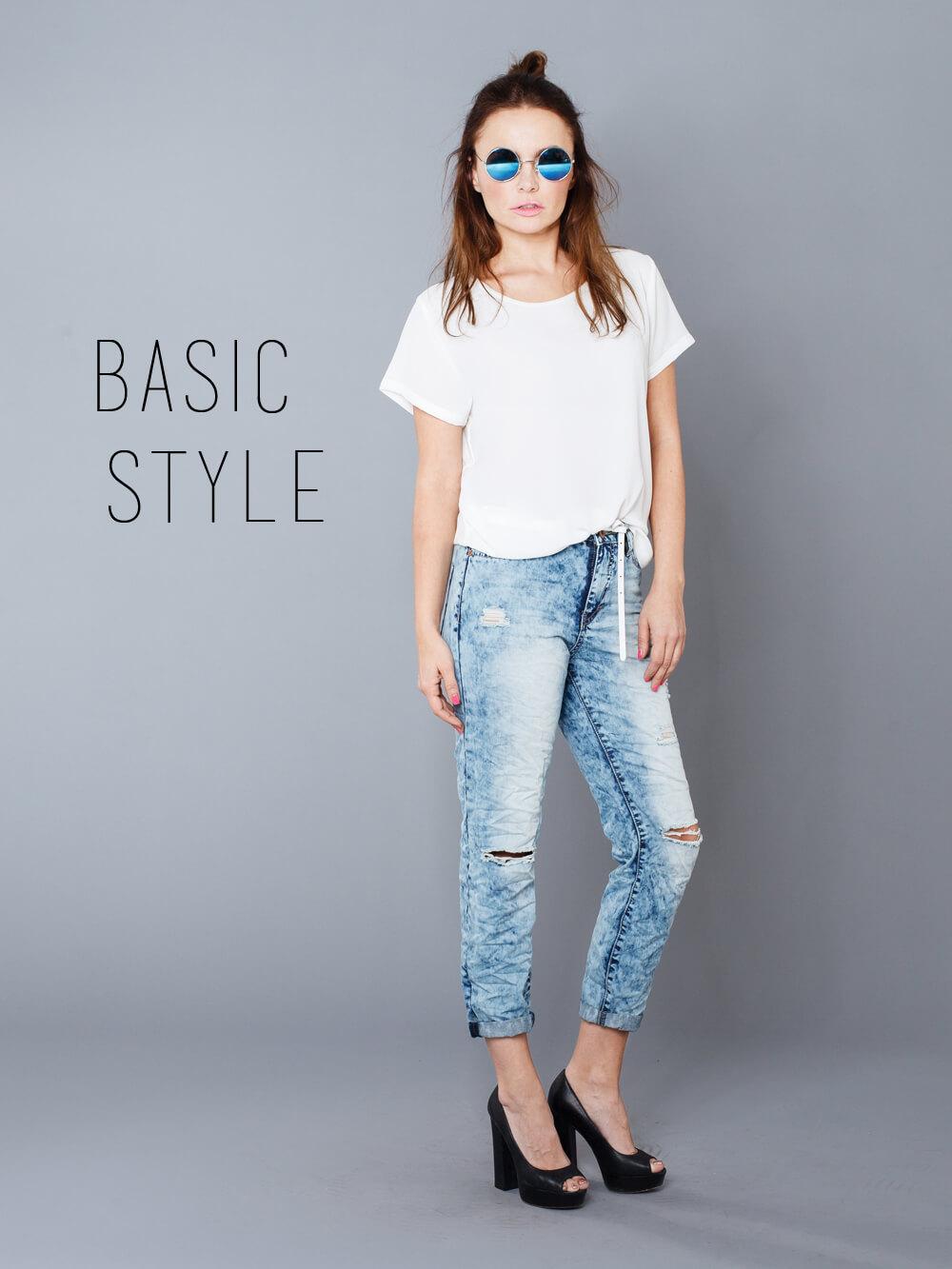 90er Basic Style