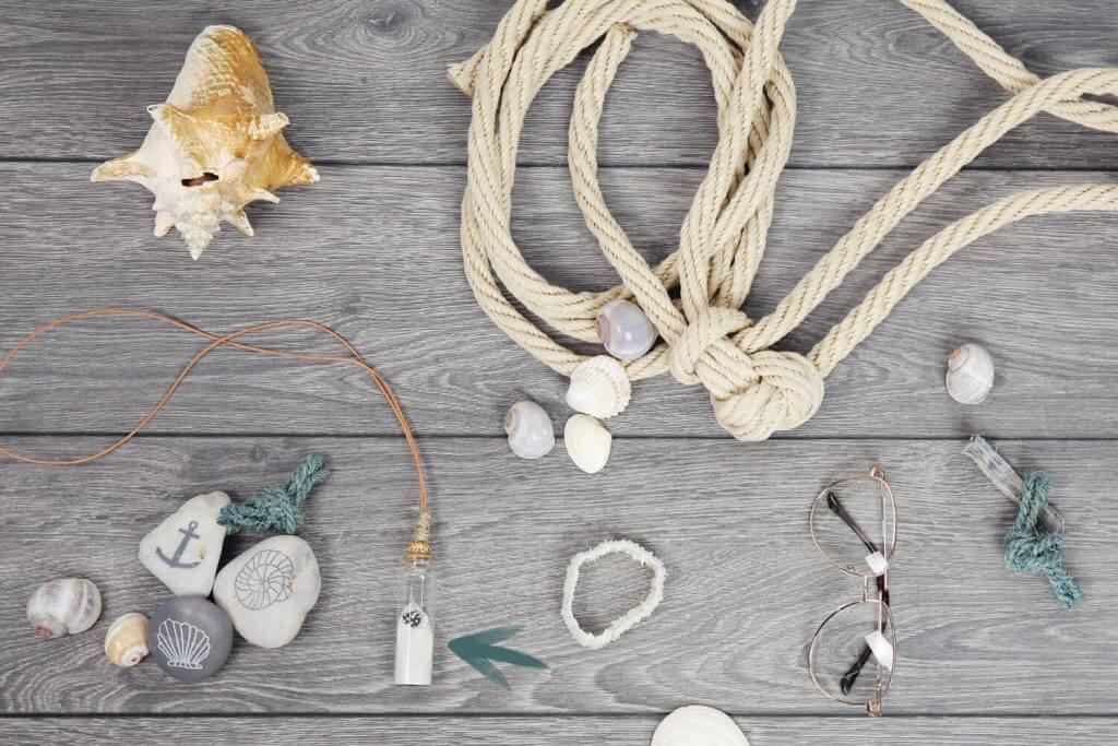 DIY Kette maritim