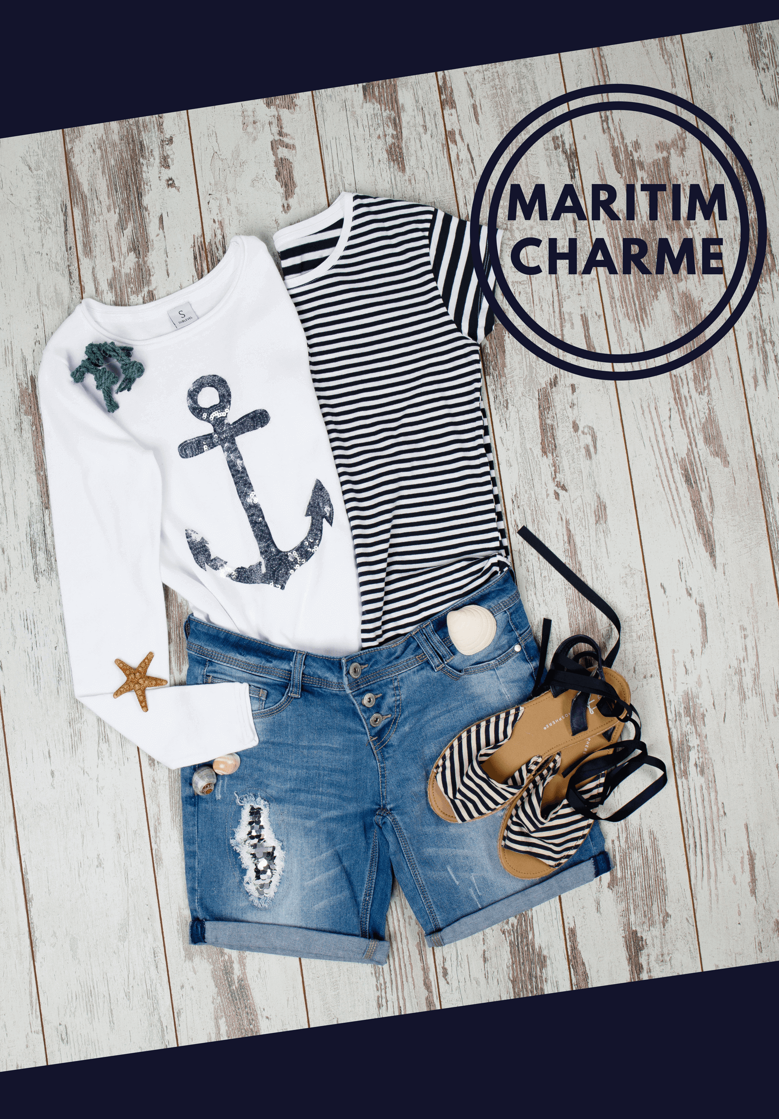 Maritim Outfit