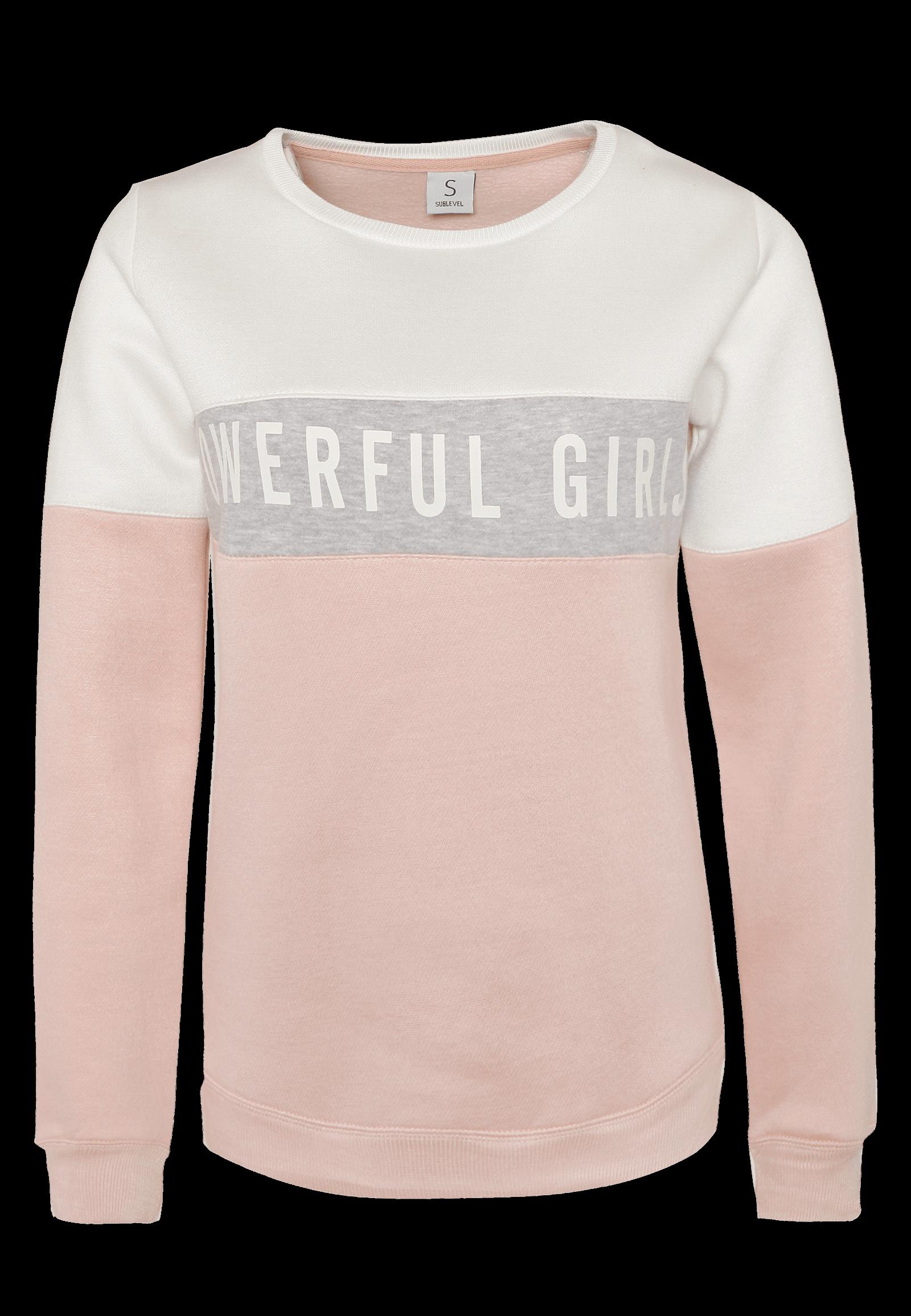 "Nicki Sweatshirt ""Powerful Girls"""