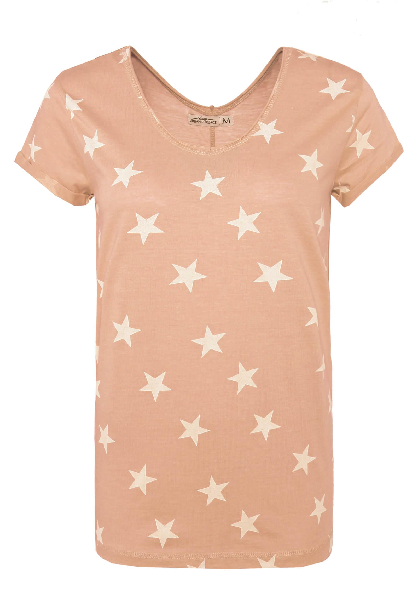 Shirt mit Sternen-Print