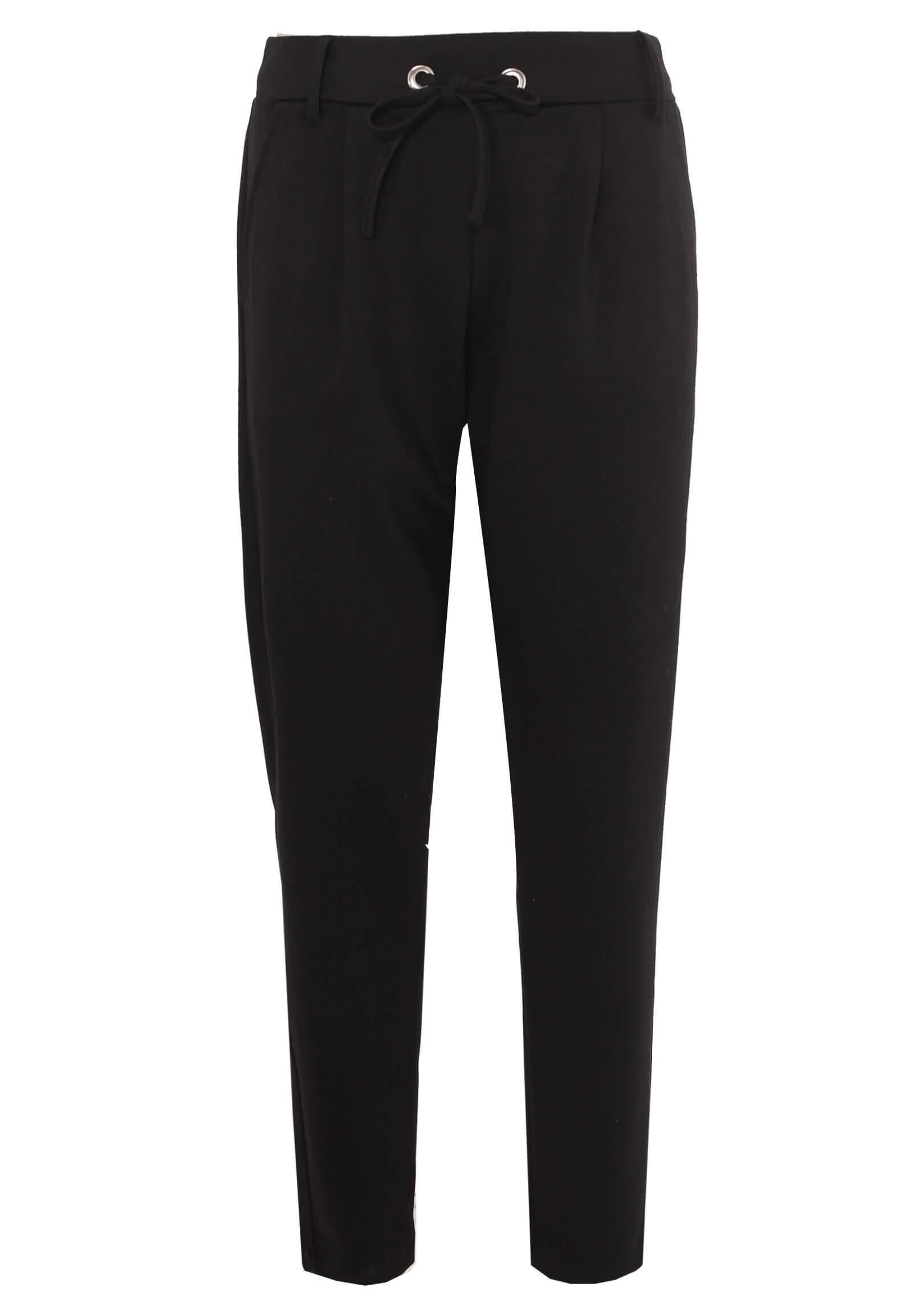 Schwarze Jogg-Pants