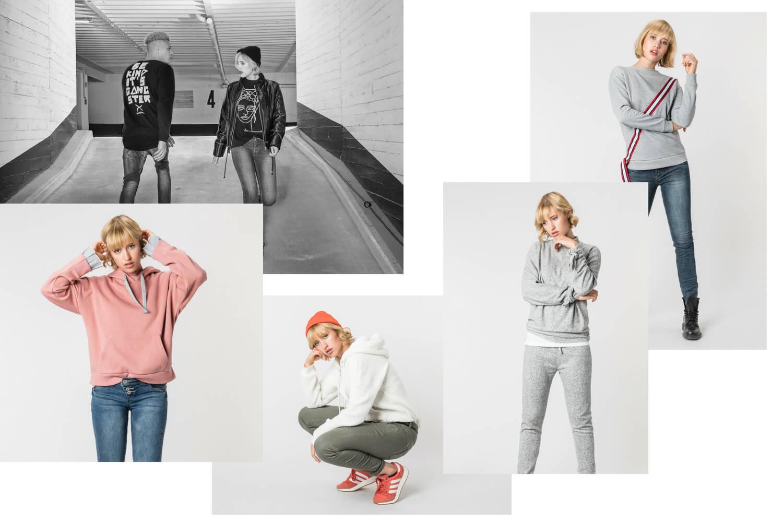 Damen Streetwear Looks
