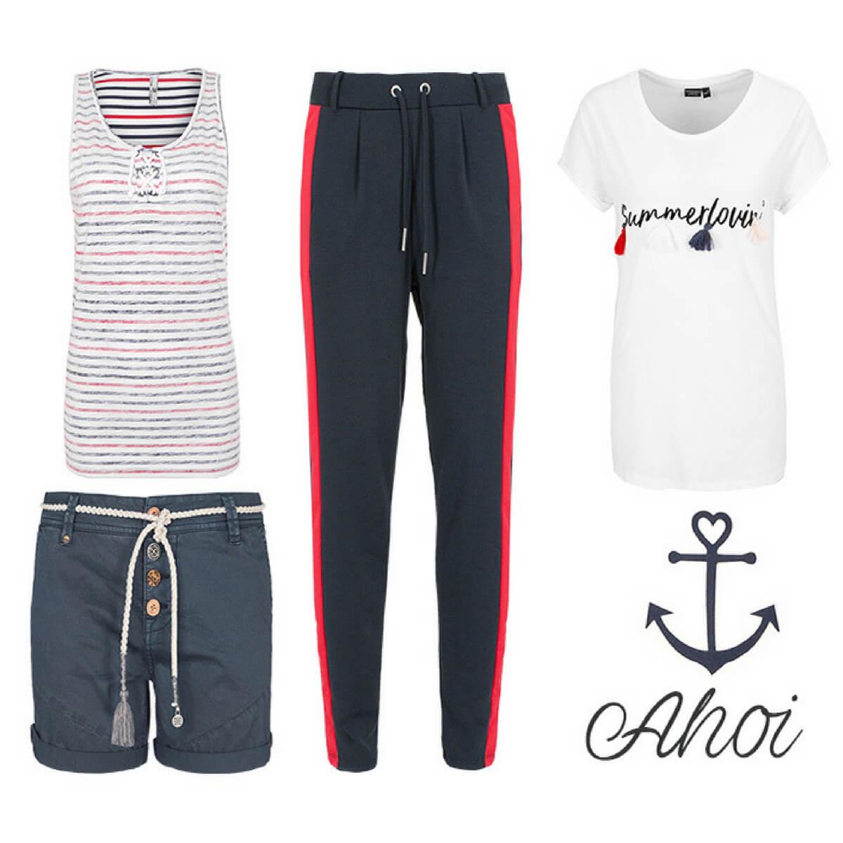 Küsten-Outfits
