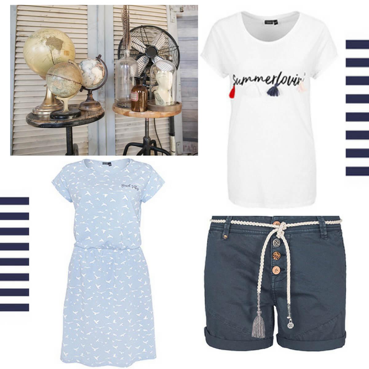 Outfits für die Nordsee