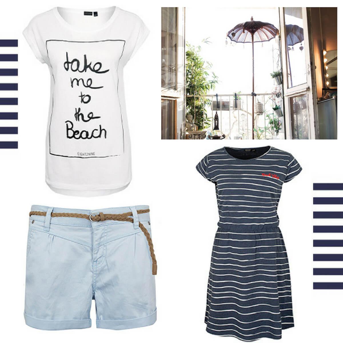 Outfits für die Küste