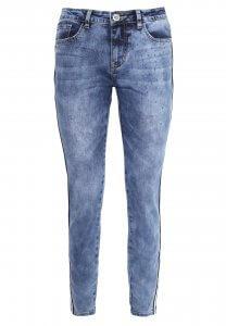 Vintage Jeans in Blau