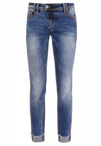 Casual Jeans-Hose
