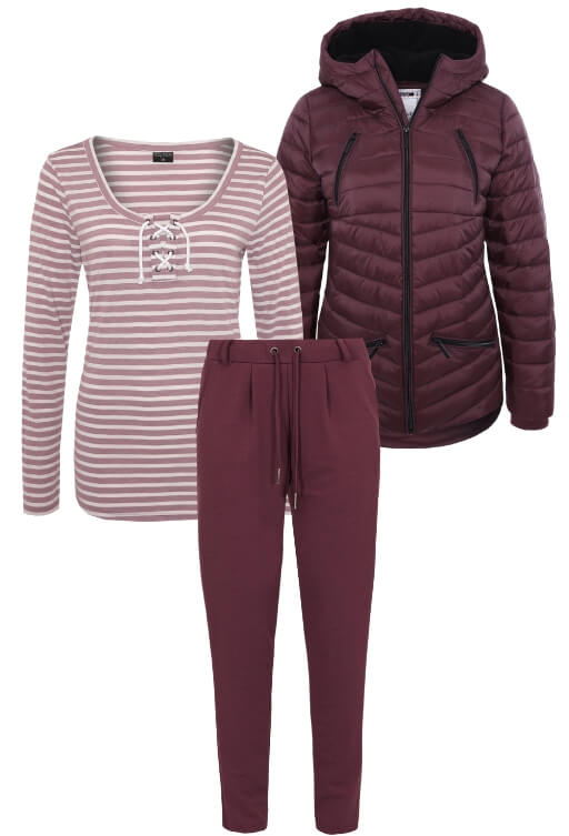 Berry Outfit