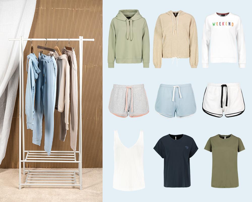 Weitere Loungewear-Styles