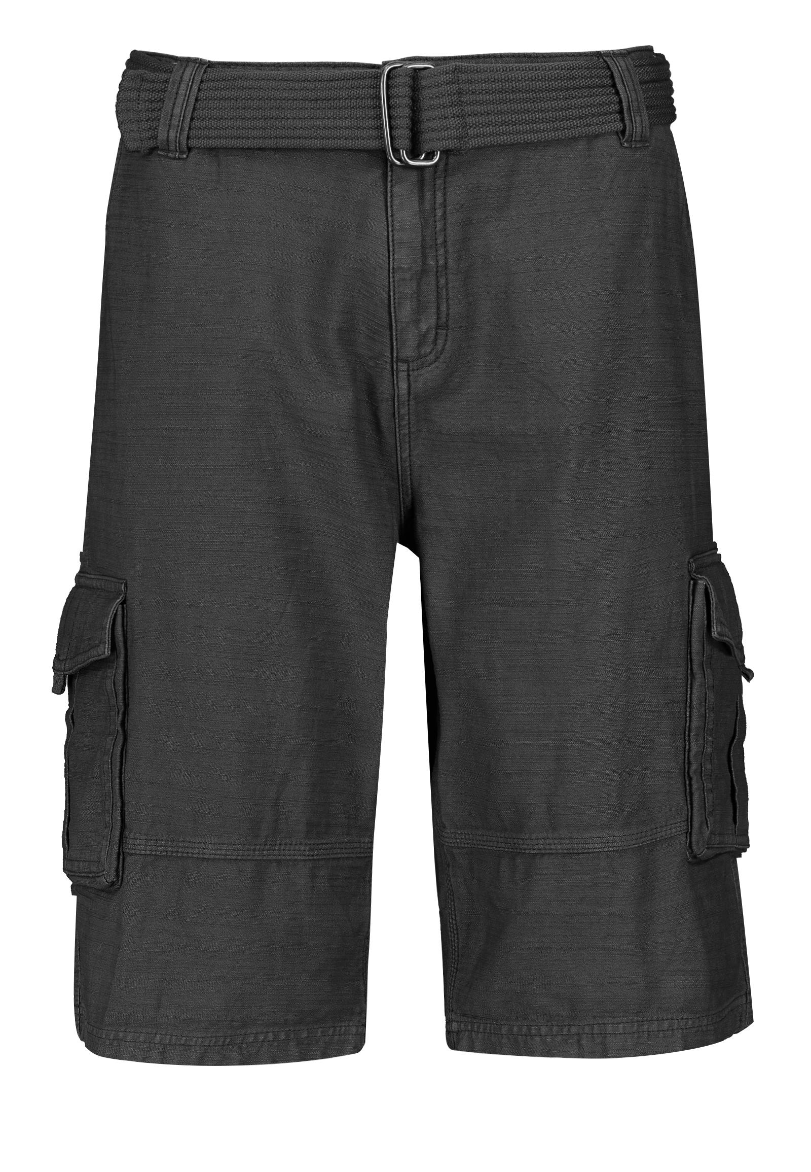 Artikel klicken und genauer betrachten! - Cargo-Shorts mit Gürtel bei FASHION5 ★ GÜNSTIG ✔ BEI DIR IN 1-3 WERKTAGEN ✔ KOSTENLOSE RÜCKSENDUNG ✔ | im Online Shop kaufen