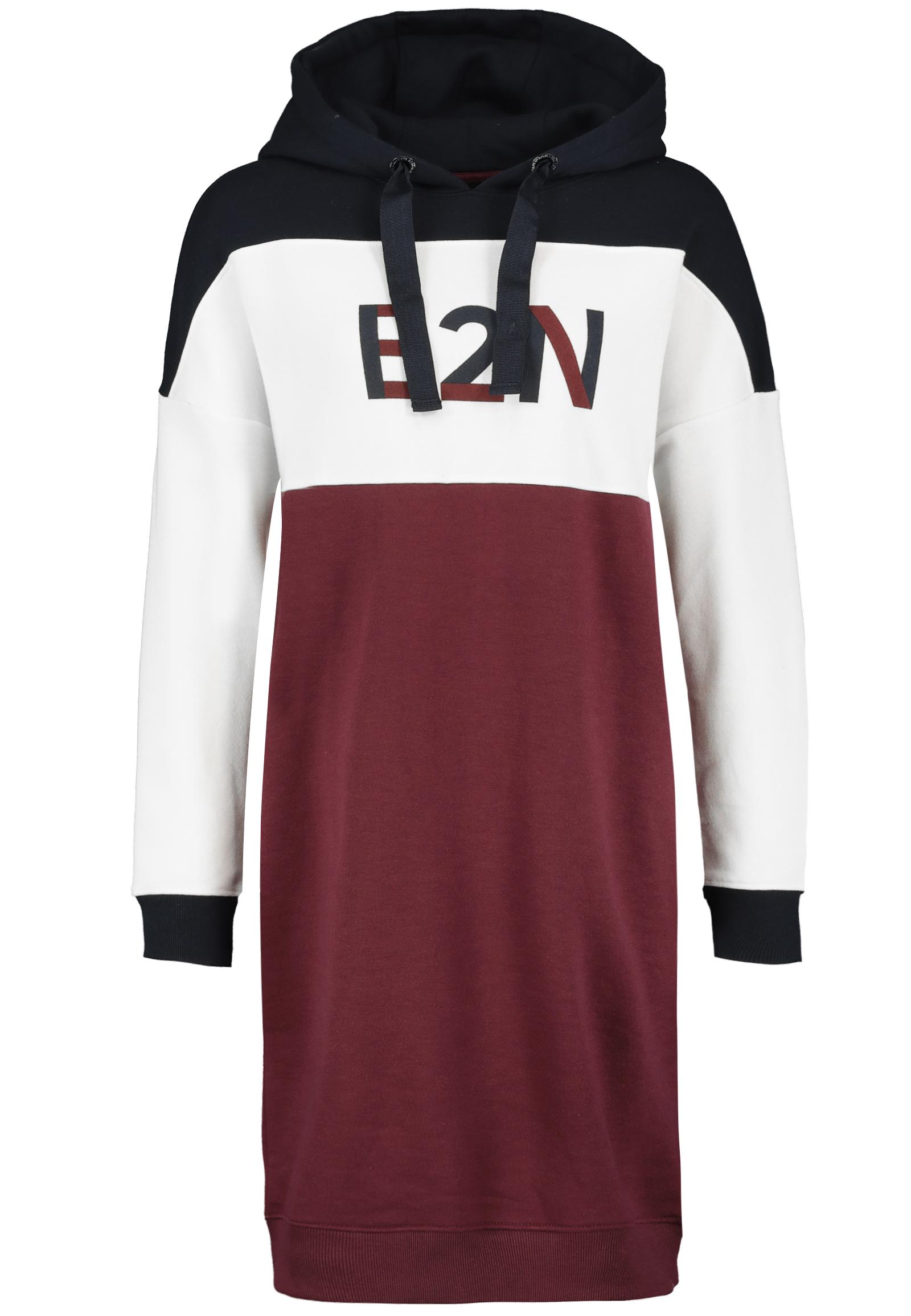 eight2nine - Sweatkleid im Colorblock Style